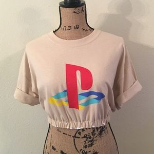 PlayStation Crop Top